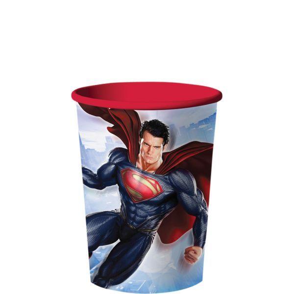 Superman Favor Cup 16oz