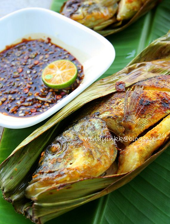 The first time I had grilled fish this way, was during Kem Bina Insan Guru, of which every trainee teacher has to attend, it's supposed to ...