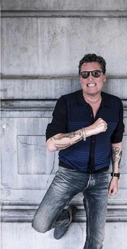 Rockzanger Barry Hay van 'Golden Earring
