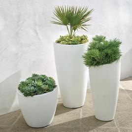 Knox Planter Frontgate Planters Succulent Landscaping 400 x 300
