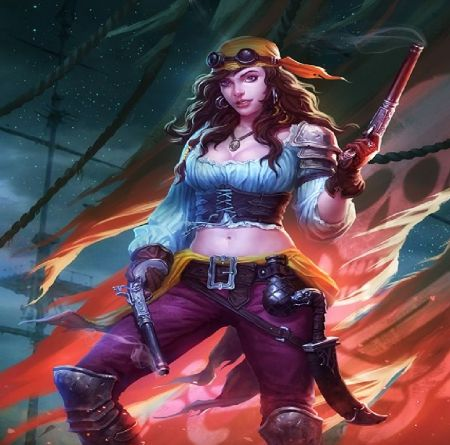 17 best images about anime on pinterest fantasy girl - Anime pirate wallpaper ...