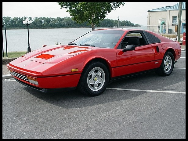 1984 Pontiac Fiero Ferrari Replica  350 CI, 5-Speed