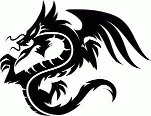 Simple Dragon Tattoo Designs For Women Oscargilaberte Com
