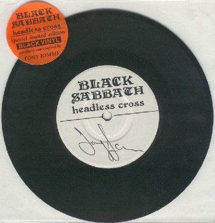 Headless Cross  Single  1989