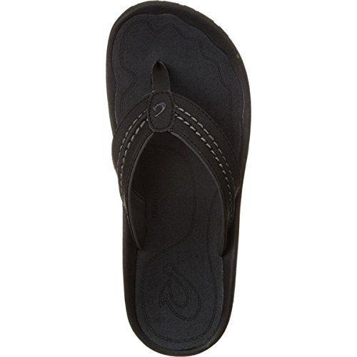 (オルカイ) Olukai メンズ シューズ・靴 ビーチサンダル Hokua Sandal 並行輸入品  新品【取り寄せ商品のため、お届けまでに2週間前後かかります。】 カラー:Black/Dark Shadow カラー:-
