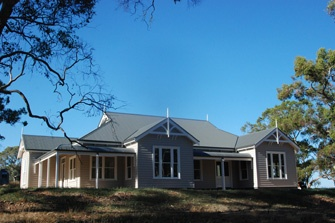 Grandview Farm Homes : Building Reproduction Weatherboard Homes