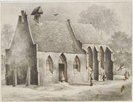 3517 Gebouw van eenen oude kapel te Asch, 1852