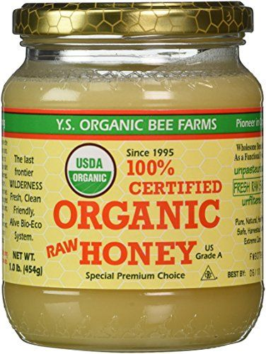 As needed (morning/evening) acne mask Y.S. Organic Bee Farms - Organic Honey