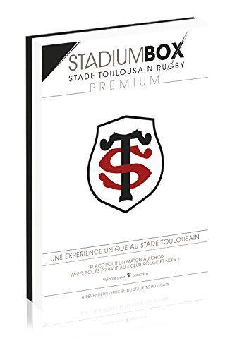 StadiumBox Premium Stade Toulousain: La StadiumBox est le seul moyen d'offrir une place du Stade Toulousain sans vous tromper ! Choisissez…