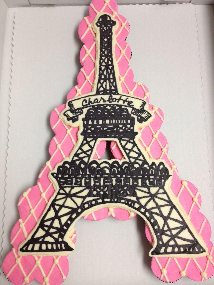 17 Best Ideas About Eiffel Tower Cake On Pinterest Paris