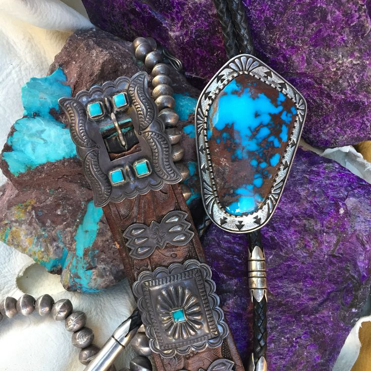 Love that Bisbee Turquoise and historic items from the great American southwest. Early Turquoise and Turquoise Jewelry from the early days of the American Southwest Frontier are unparalleled. I am always looking for great old pieces!
