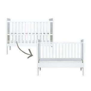 Bopita Babyflex Combi-Bed 60x120 Wit