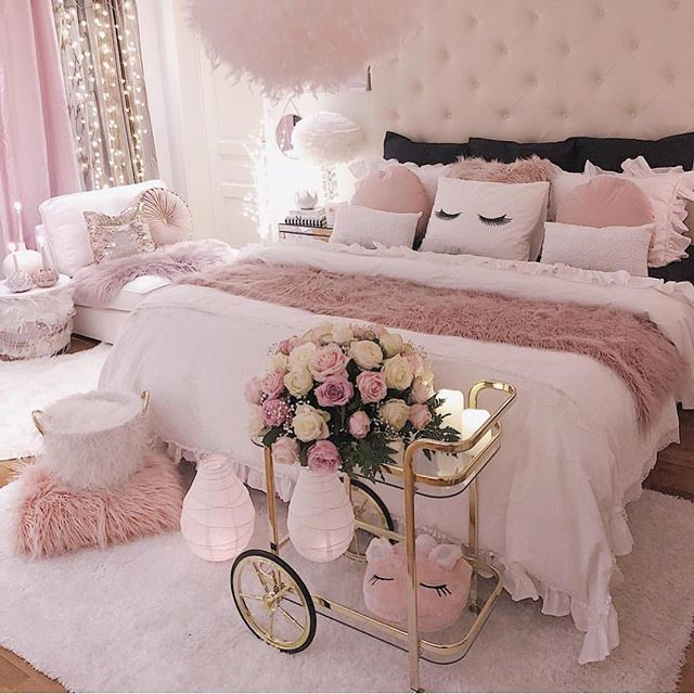 Pink Bedroom Decorating Ideas.29 Abnormal Bed Designs And Bedroom Decorating Ideas