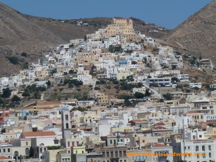syros | Syros Holidays, Beach Guides and Photos plus several walks on the ...