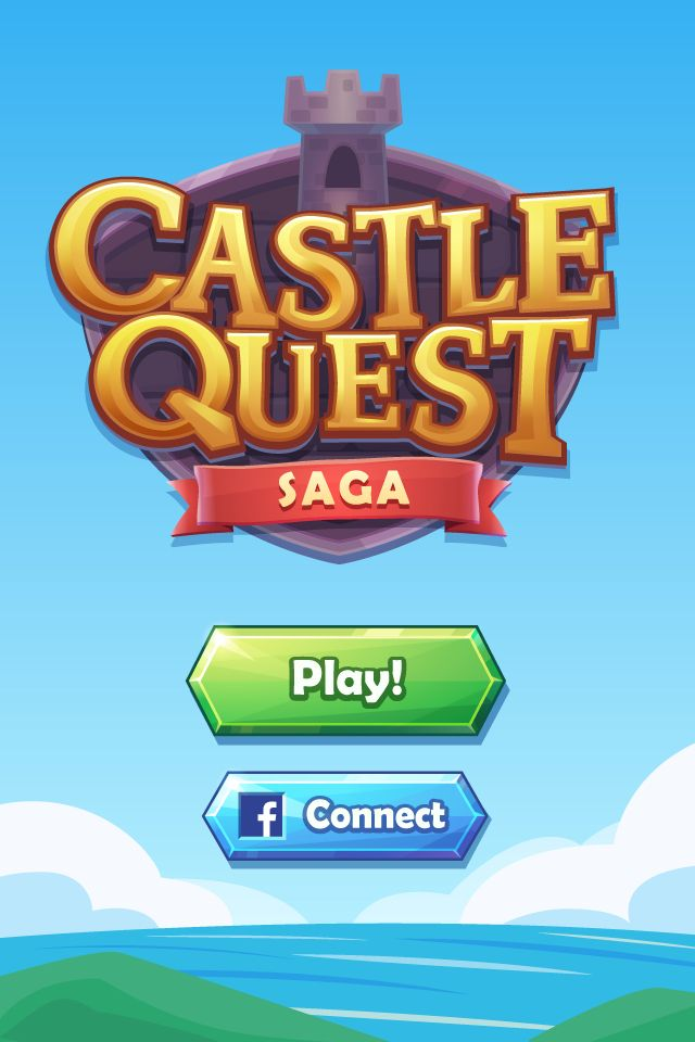 Castle Quest on Behance