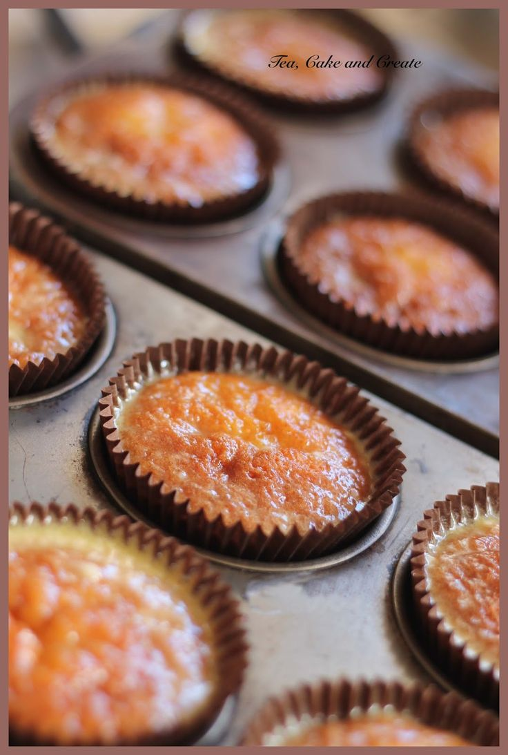 Tea, Cake & Create: Malva Pudding Cupcakes with Amarula Mascarpone Icing