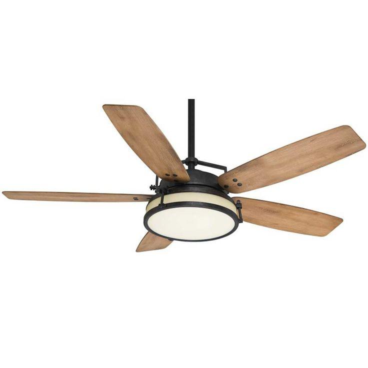 Casablanca Caneel Bay Ceiling Fan in Aged Steel CB-59113 $439.00