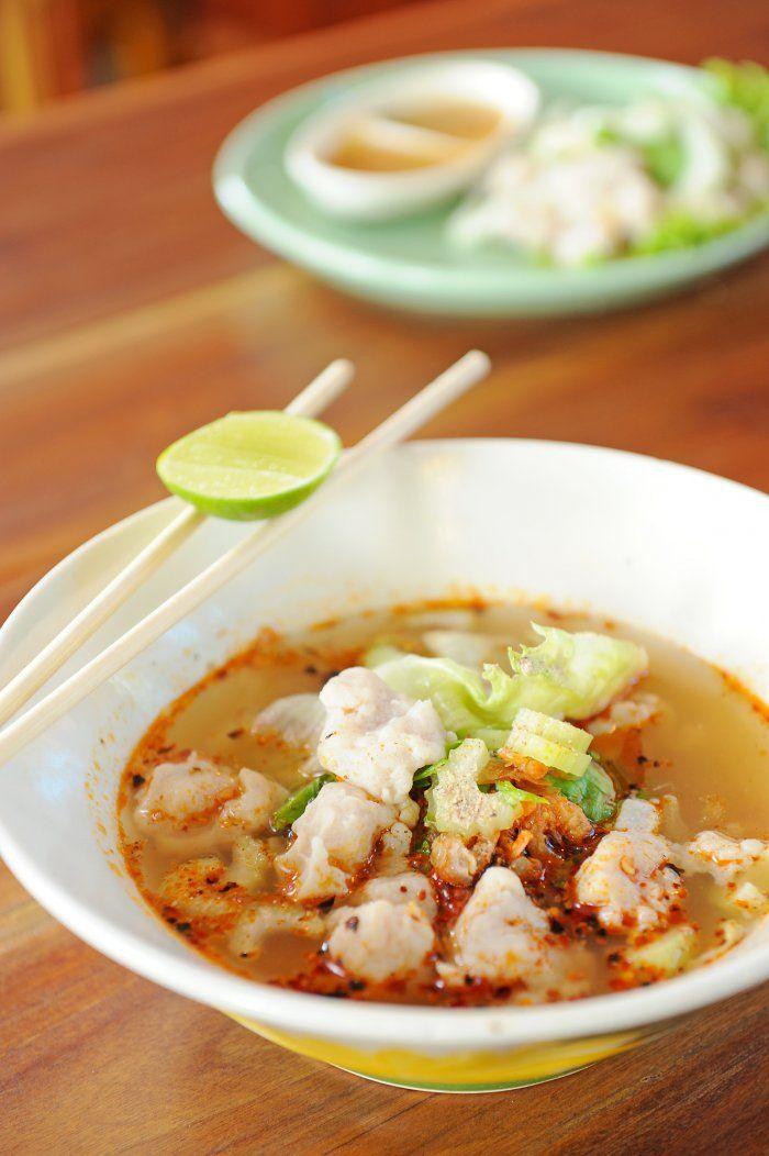Soupe+thaï+de+poisson+aux+herbes