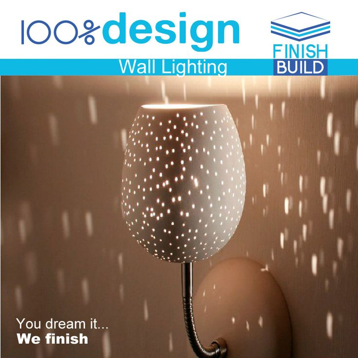 Place them in living room, bathroom or mirror; wall lights are simply awesome as they make home look gorgeous. Add value to your home's spaces with exclusive wall lighting that go a long way; we have chosen a line that provides a decorative illumination to your interior, from safely lighting hallways, to staircases and exteriors in between. #finishbuild #FinishBuildTrends #BasicAndFantastic