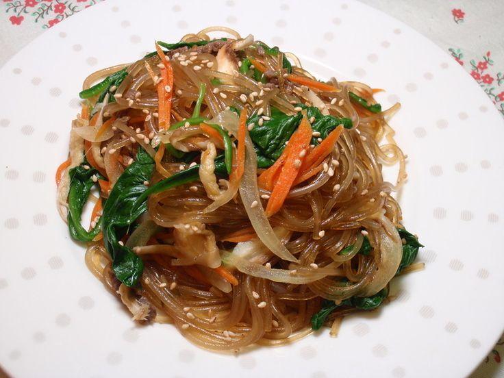 韓国人の旦那さんも認めた!?本格チャプチェです。いつもレシピを教えて!といわれる一品です。