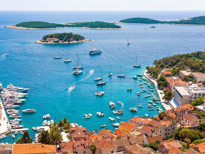 These six stunning islands are undeniable reasons to visit Croatia. Follow this sailing itinerary to explore the coastline.
