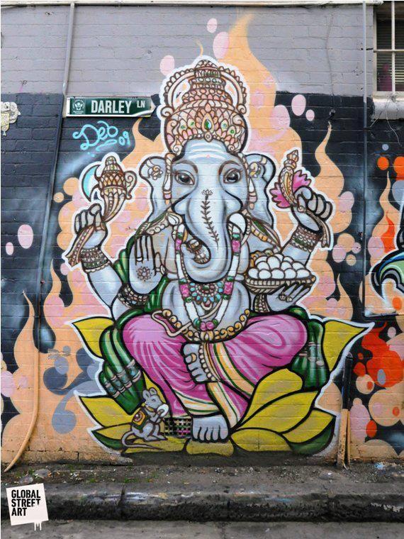 Ganesh by Deb in Sydney