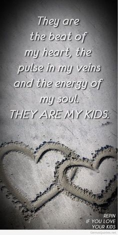 Love Quotes Kids Mesmerizing Best 25 Love My Children Quotes Ideas On Pinterest  My Children