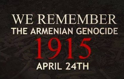 armenian massacre memorial day