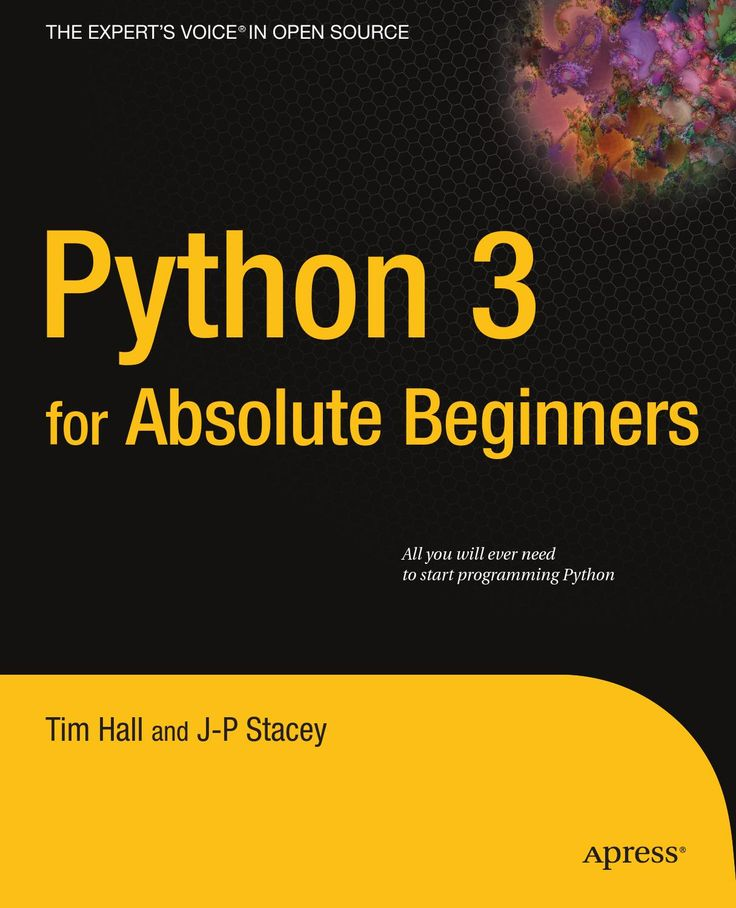 32 best python programming images on pinterest python programming python 3 for absolute beginners apress fandeluxe Image collections