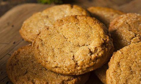 Les meilleurs biscuits à la mélasse et au gingembre (mieux que Starbucks!)