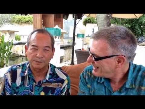 Internet Marketing Made Simple Interview With Richard Straight In Bali