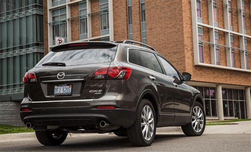 Mazda Cx9 2015 Review