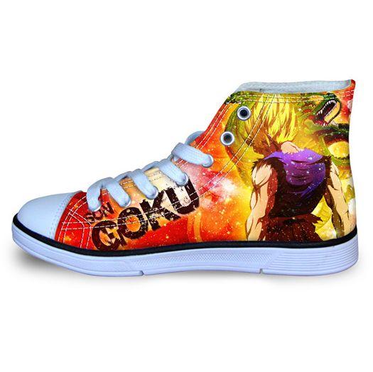 Dragon Ball Z Trunks Shoes - Free Shipping Worldwide