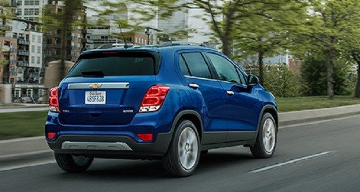 2019 Chevy Trax Colors Changes Specs Chevrolet Trax Chevrolet
