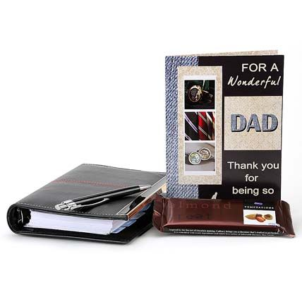 Father's Day Stationary Gift Ideas