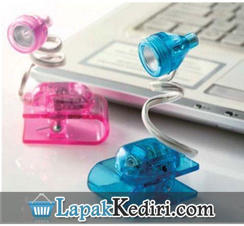 Lampu Baca Buku Mini Jepit Portable | Barang Unik | Produk Unik | Kado Unik | Hadiah Unik | SMS 0896 7372 4335 | BBM 24e58173