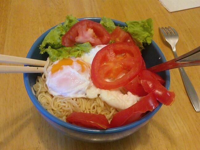 Ordinary noodles. Vietnamese style. #noodles #vietnamesecuisine #food