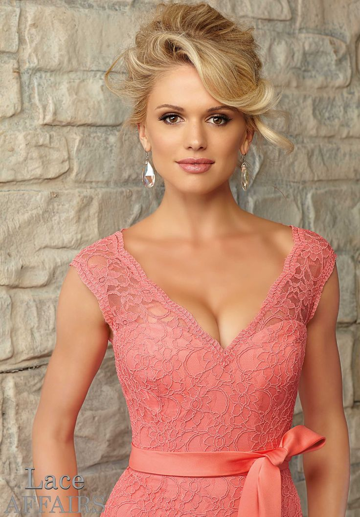 Mori Lee Bridesmaid Dresses - Style 724