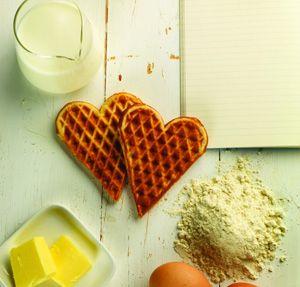 jyttemels vafler uten gluten og melk