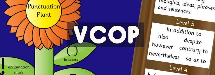 Teacher's Pet - VCOP - FREE Classroom Resources - EYFS, KS1, KS2,