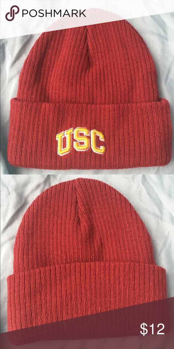 ✌🏻🔥USC Beanie🔥 USC Beanie. New without Tags. Other