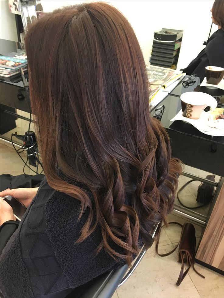 lang bruin haar