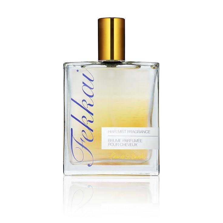 Hair Fragrance Mist - L'Air de St. Barths by Fekkai. Effervescent citrus scent. Helps prevent static. Keeps hair looking and smelling fresh between shampoos. From the Frédéric Fekkai St. Barths Salon. #BeachWaves
