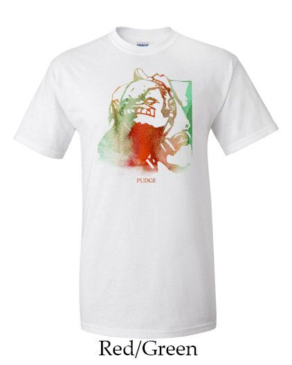 Pudge Dota 2 Mens T-shirt