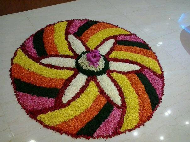 new year rangoli designs