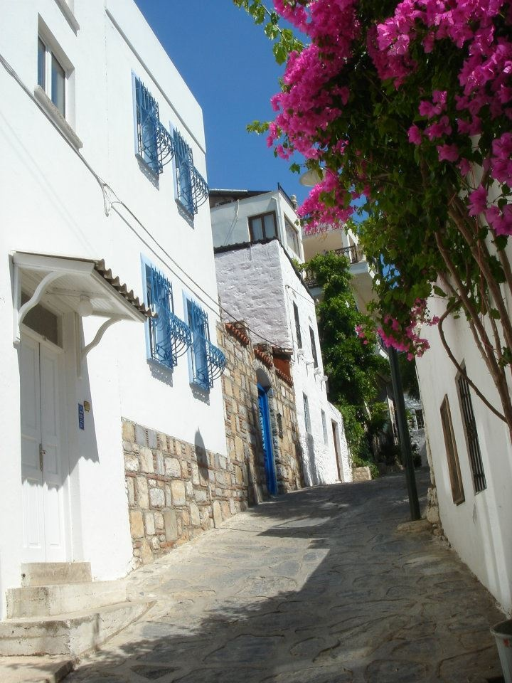 Bodrum - Turkey's Monaco. :)