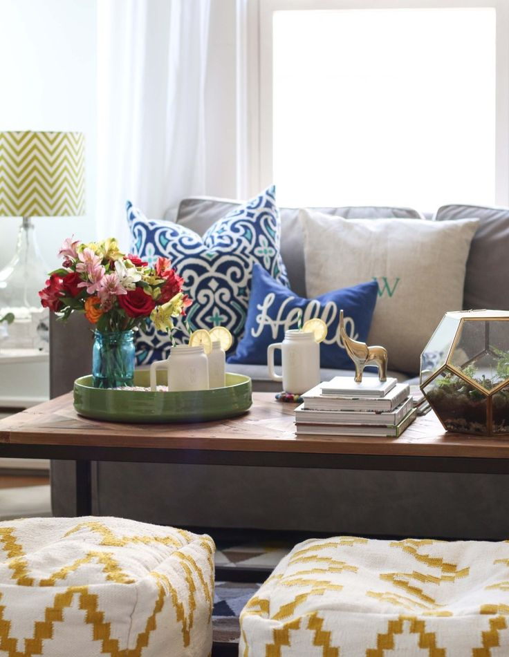 Get Personal About Home Decor - ideas, tips, and tricks for adding personal touches to your home.