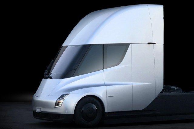 Teslas electric semi truck: Elon Musks new freight vehicle