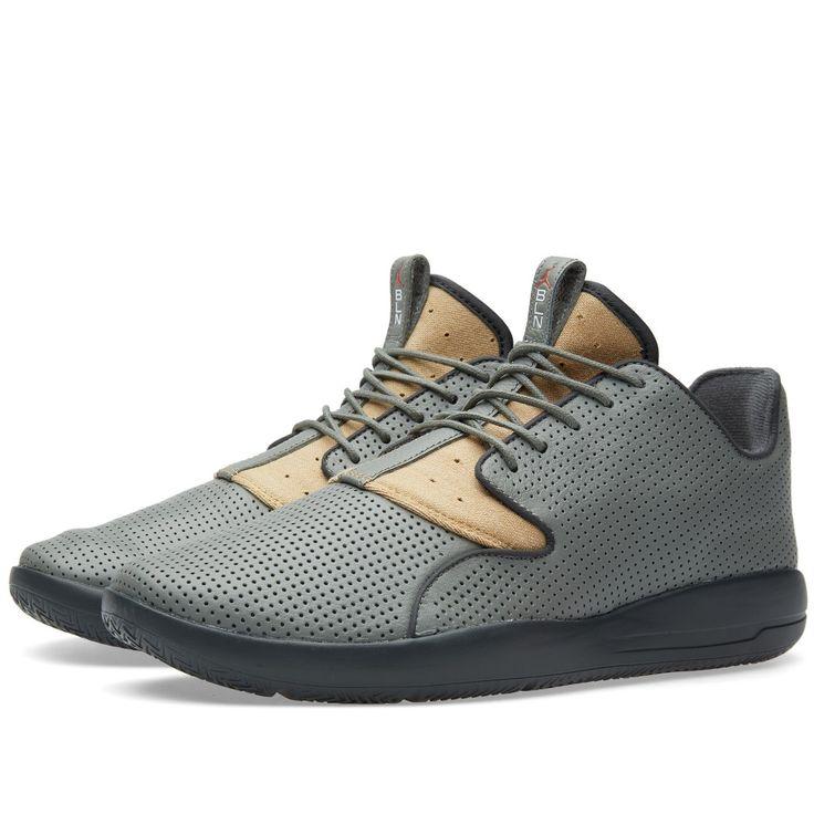 Nike Jordan Eclipse Leather 'Berlin' (Tumbled Grey ...