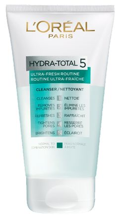 L'Oreal Paris Hydra-Total 5 Gel Cleanser $9.99 - from Well.ca
